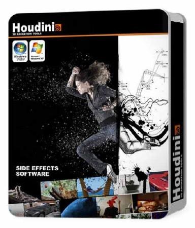 SideFX Houdini Master v12.0.572 32/64bit