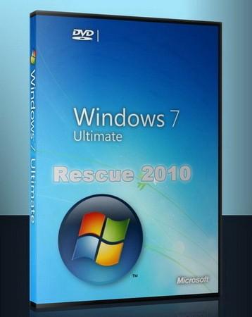 Win7 Rescue RUS - ������������� ��������� ��� ������������ �� �� ���� Windows 7 PE
