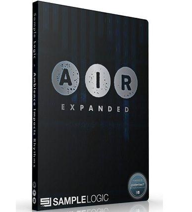 Sample Logic A.I.R Expanded (Kontakt Dvdr)-DYNAMiCS