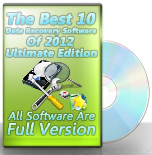 The Best 10 Data Recovery Software of 2012 Ultimate Edition MegaPack