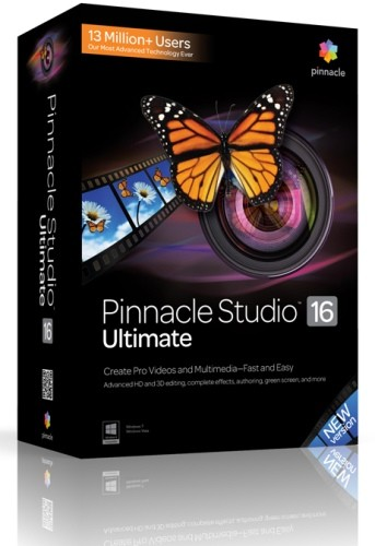 Pinnacle Studio 16 Ultimate 16.0.0.75 Multilingual