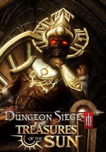 Dungeon Siege III: Treasures Of The Sun (2011/Multi7/Add-On)