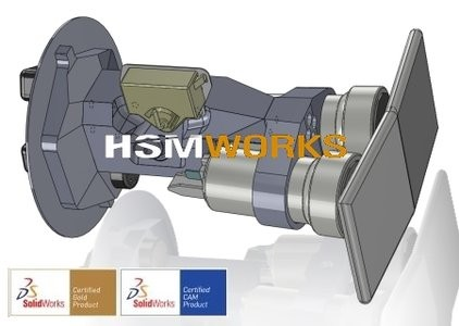 HSMWorks 2012 R5.32486 for SolidWorks 2010-2012