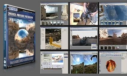 Гномон обучение: Cферические панорамные фотографии