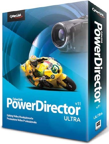 CyberLink PowerDirector Ultra 11.0.0.2418