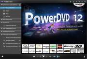 CyberLink PowerDVD Ultra v.12.0.1514.54 Lite (x32/x64/ENG/RUS) - Тихая установка (2012) PC