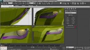 CG.tutsplus - 3Ds max Tutorial | Modelling the Audi R8