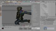 Cinema 4D Tutorial : Charakter Rigging - Figur Animieren - Abschnitt 1-2-3