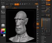 Presentation Techniques in ZBrush 4