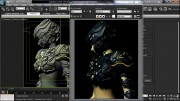 Digital Tutors - Creative Development: Artistic Character Modeling in 3ds Max
