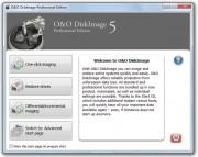O&O DiskImage Professional Edition