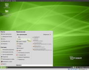 Linux Mint 11 Росинка 32bit alpha