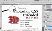 Lynda.com – Photoshop CS5 Extended One-on-One: 3D Fundamentals
